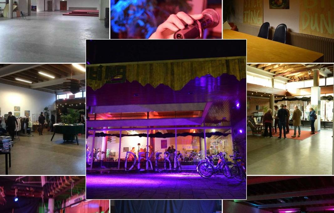 Amsterdam, Netherlands:  Derelict church becomes vibrant community hub