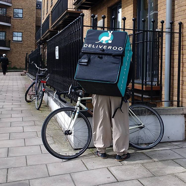 Deliveroo, Casualization, and Feminist Analysis