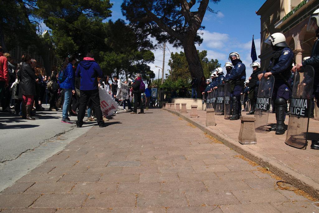 Criminalizing solidarity: Syriza's war on the movements