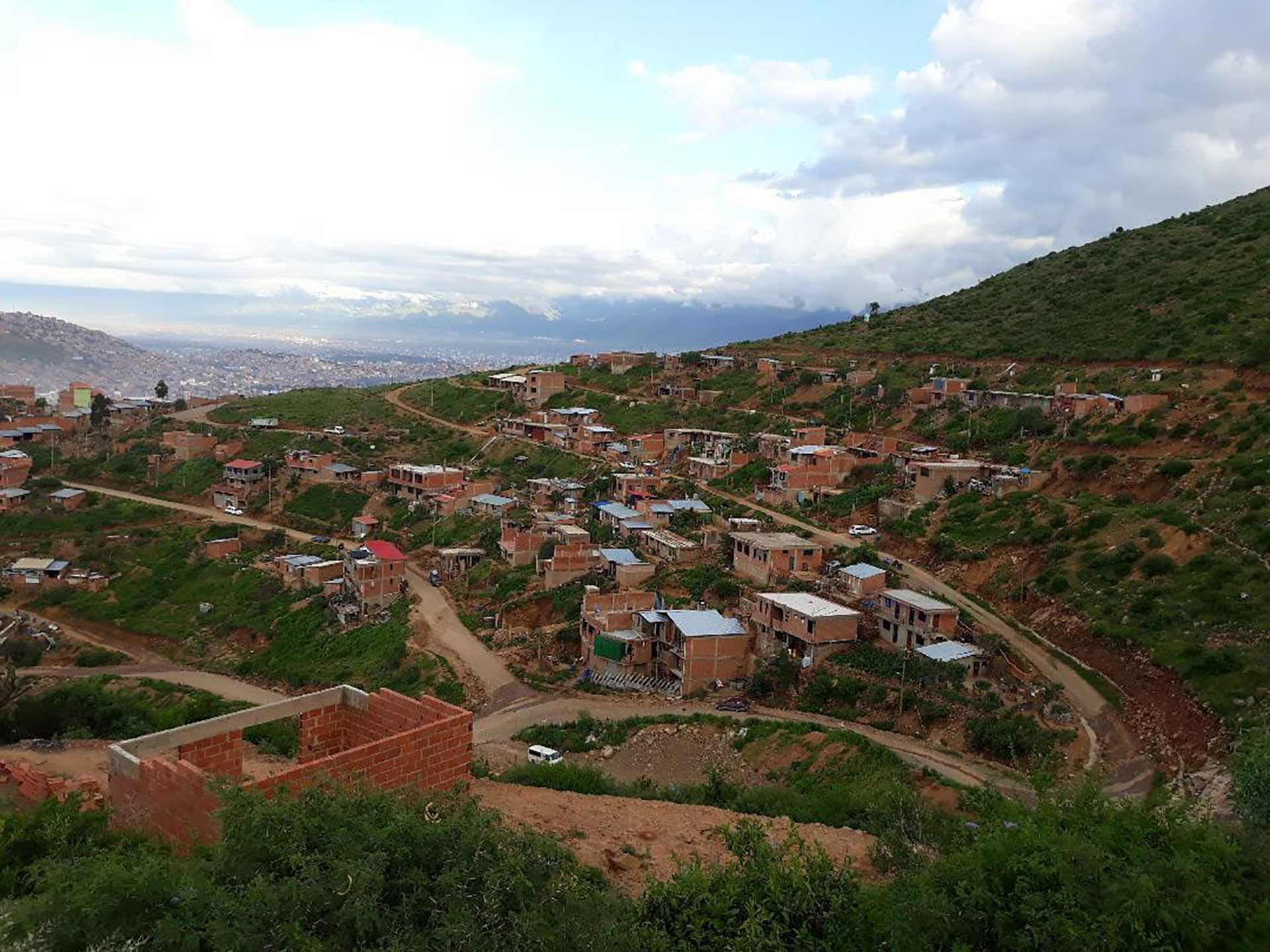 Cochabamba, Bolivia:  Confronting speculators and financing community infrastructure