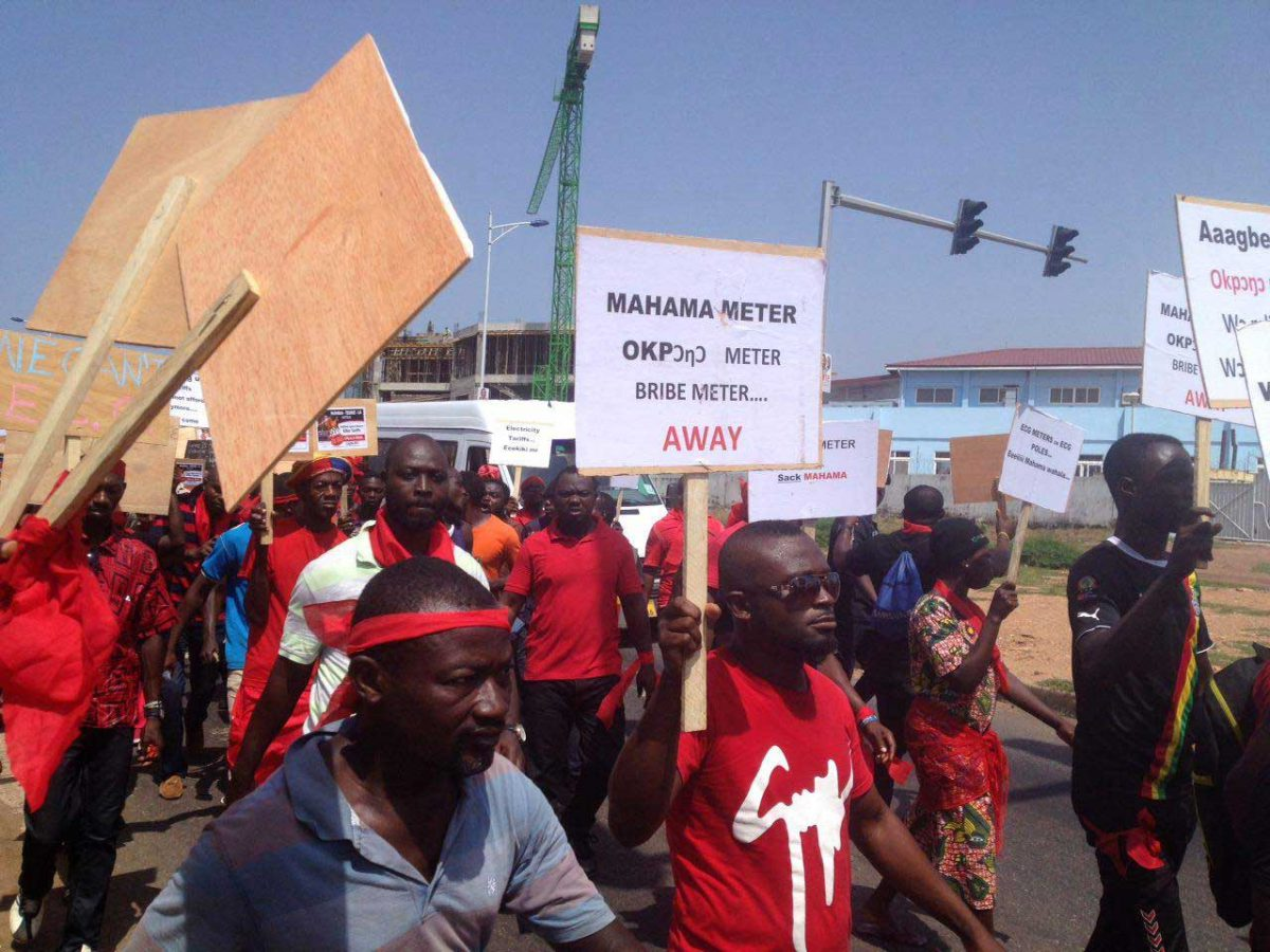 Accra and Tema, Ghana: Struggle Against Prepaid Water Meters