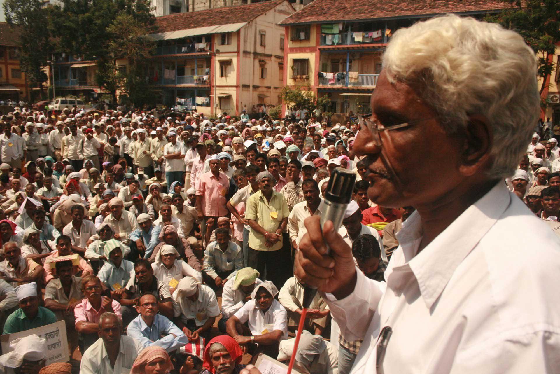 Mumbai: Winning textile workers' housing rights
