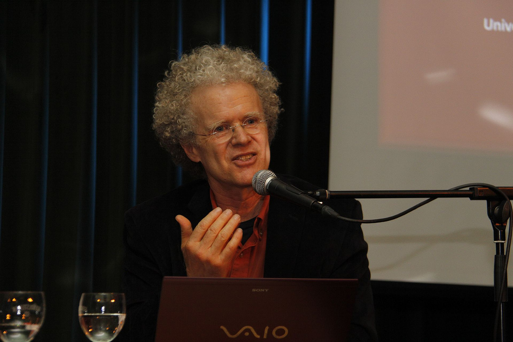 Erik Olin Wright on models for a Post-Capitalist Unconditional Basic Income