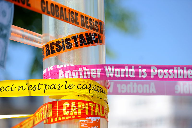 Call for participation in the Commons Space at the World Social Forum 2016 Montreal