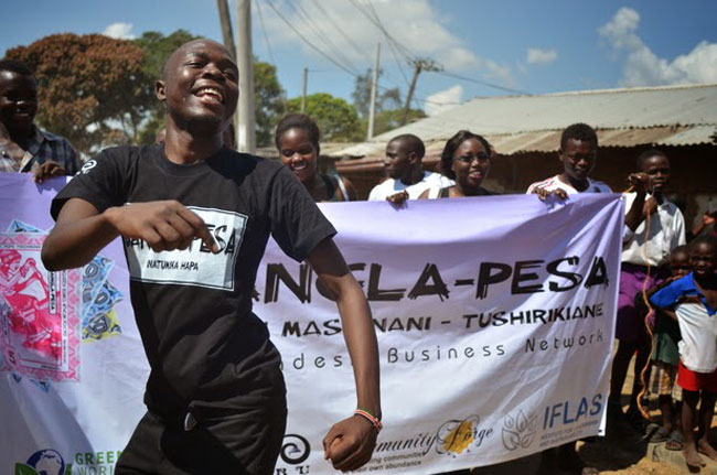 Patterns of Commoning: How the Bangla-Pesa Tapped the Value of an Informal Community