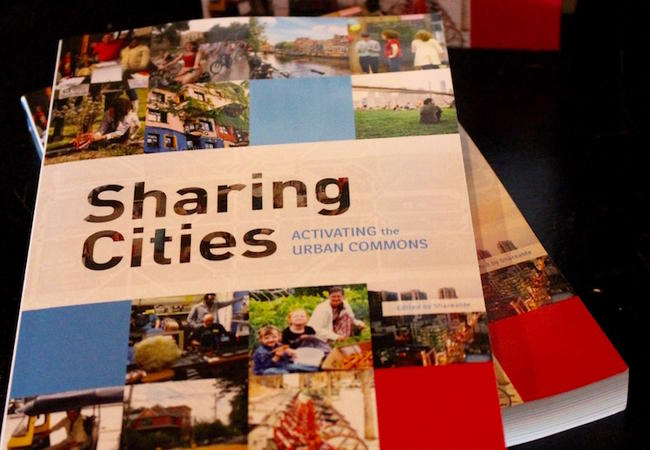 Book of the Day: Sharing Cities: Activating the Urban Commons