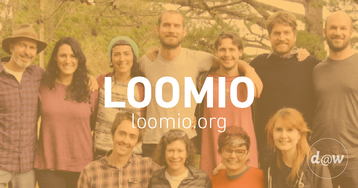 The Loomio team. All workers at Loomio are also owners of the company.