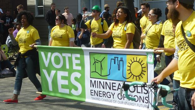 Minneapolis, Minnesota: Community Power