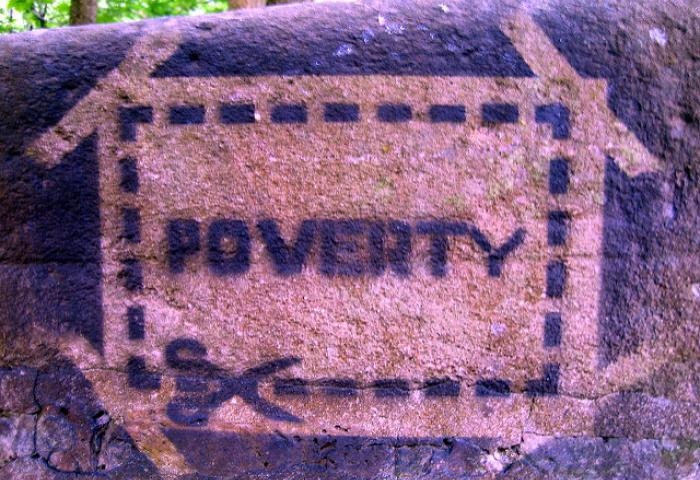 'Good news' claiming 'falling global poverty' isn't news at all