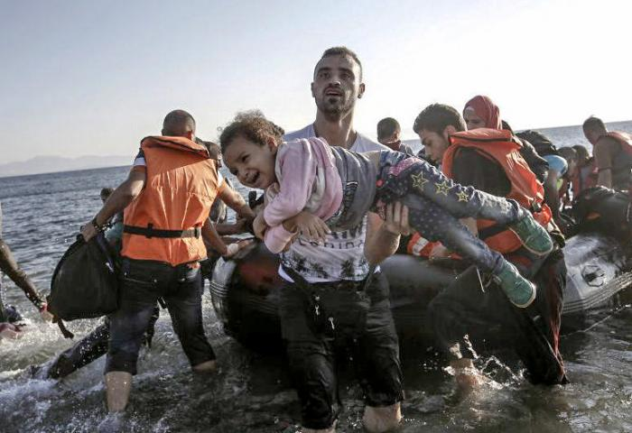 The global refugee crisis: humanity's last call for a culture of sharing and cooperation