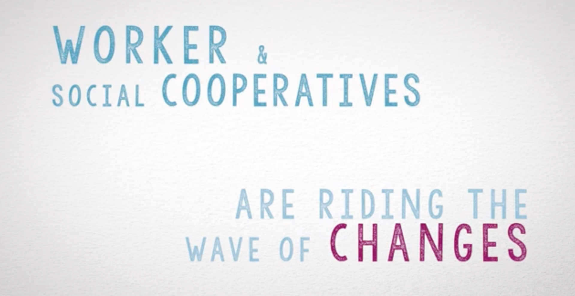Better Jobs and Better Future: What cooperatives can do for young people?