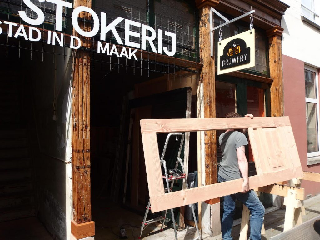 Stad in de Maak – from crisis to a shared ownership model