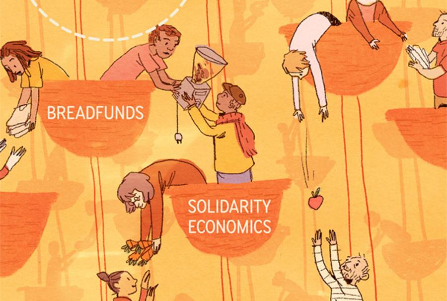 STIR Magazine Explores the Solidarity Economy