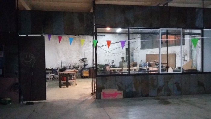 XCTIT's workshop at Can Fugarolas