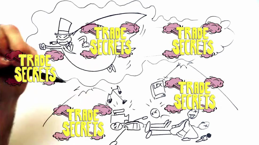 Trade Secret Trolls – #StopTradeSecrets
