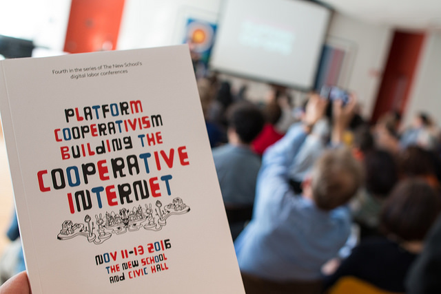 "Looking back on ""Platform Cooperativism: Building the Cooperative Internet"""