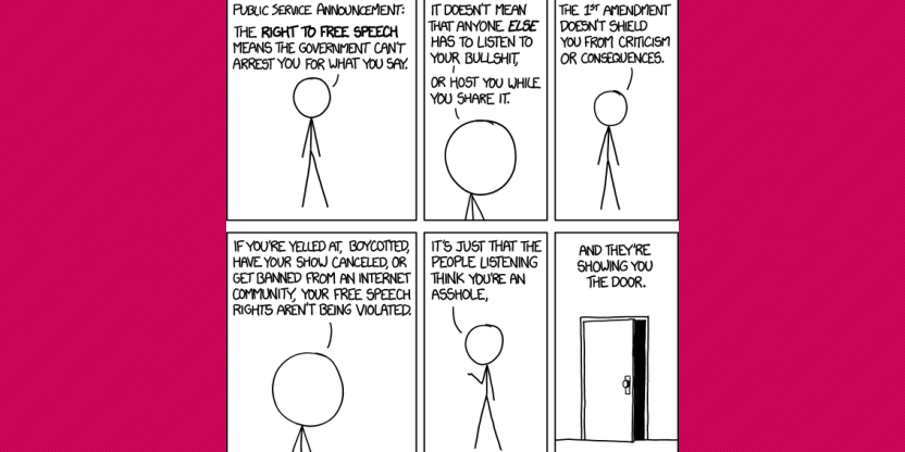 Freedom of Expression vs Access to Information