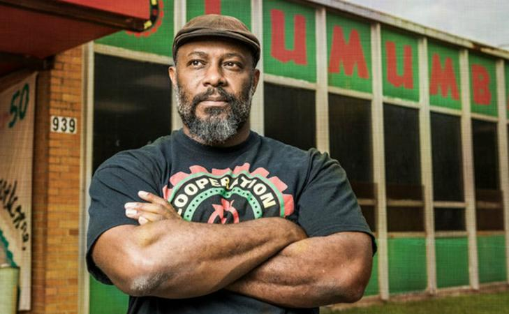 Cooperation Jackson's Kali Akuno: 'We're trying to build vehicles of social transformation'