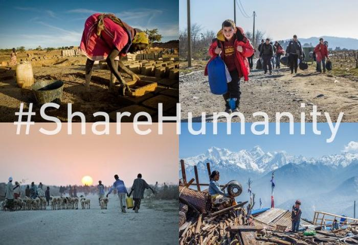 No recognition of 'One Humanity' at the World Humanitarian Forum